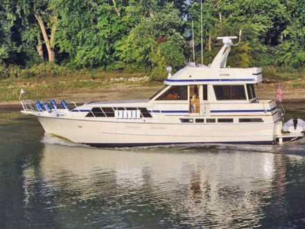Jefferson 52 Monticello 1986 SOLD by Windy City Yachts