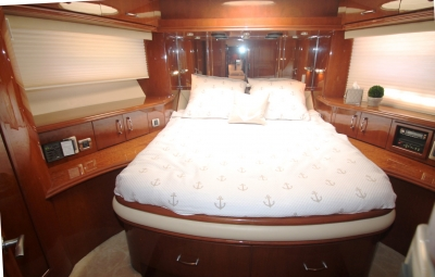 FWD Stateroom   click image to enlarge