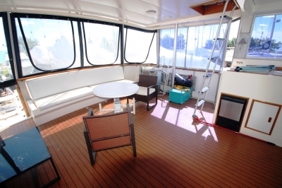 AFT Deck to Port   click image to enlarge