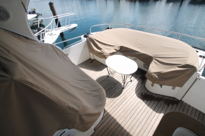 Aft Deck with Covers   click image to enlarge