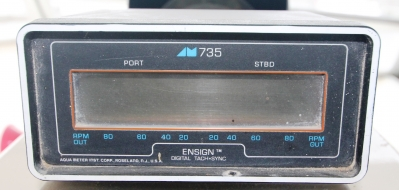 Engine Digital Tach & Sync   click image to enlarge