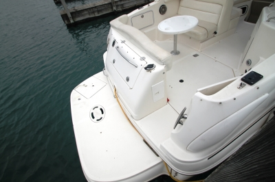 Searay 280 Sundancer 2002 For Sale In Chicago