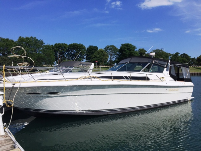 Sea Ray 390 Express Cruiser for sale New Bright Sea Ray Wiring Diagram on