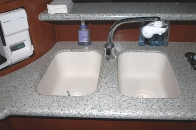 Galley Sinks   click image to enlarge
