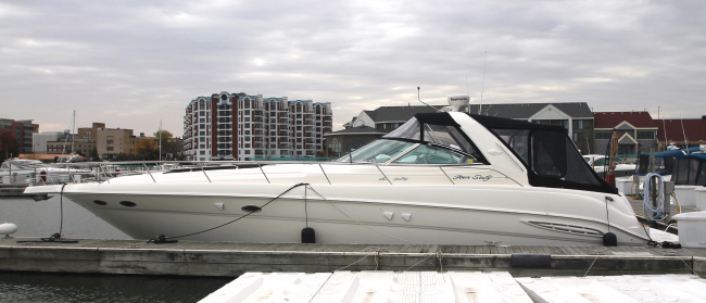 Sea Ray   460 Sundancer for sale Chicago