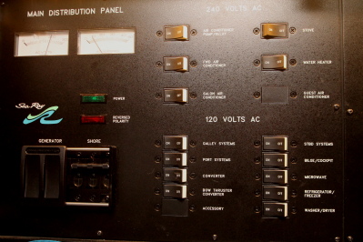 Cabin AC Panel   click image to enlarge